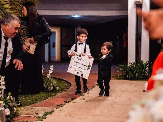 El casamiento de Emilio y Jackie en Ingeniero Maschwitz, Buenos Aires 17