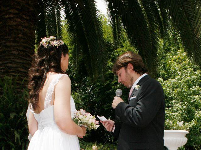 El casamiento de Juan y Valeria en Cañuelas, Buenos Aires 11
