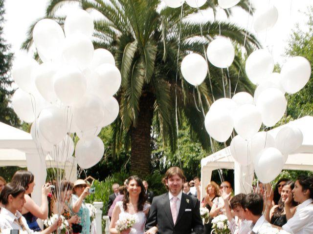 El casamiento de Juan y Valeria en Cañuelas, Buenos Aires 1