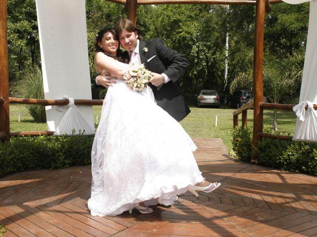 El casamiento de Juan y Valeria en Cañuelas, Buenos Aires 17