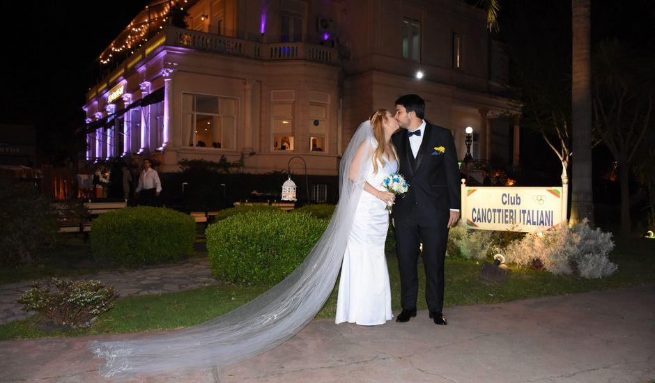 El casamiento de Ariel y Daiana en Tigre, Buenos Aires