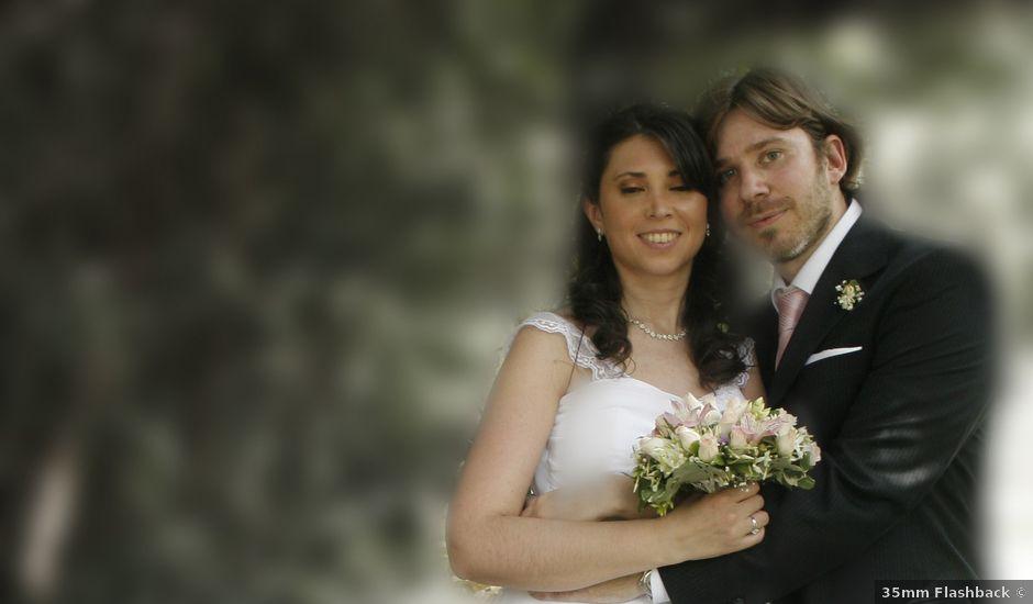 El casamiento de Juan y Valeria en Cañuelas, Buenos Aires