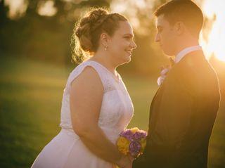 El casamiento de Dani y Mati