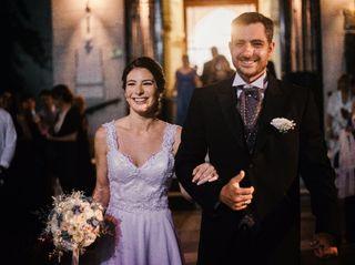 El casamiento de Loreta y Gonzalo