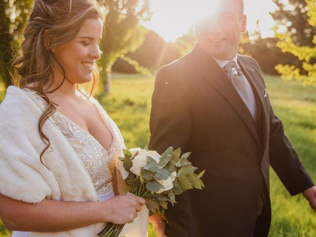 El casamiento de Romi y Migue
