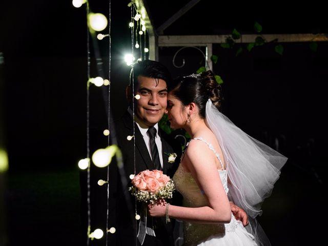 El casamiento de Daniela y Luis