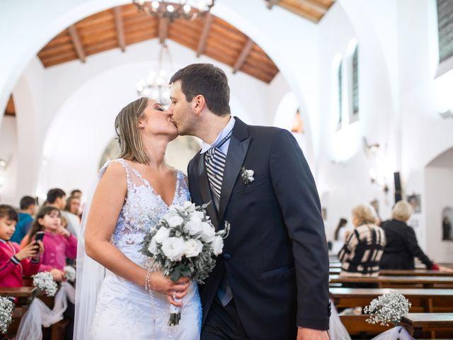 El casamiento de Flor y Bauti