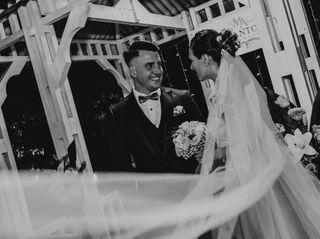 El casamiento de Valeria y Matías
