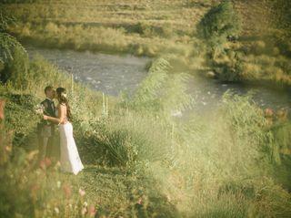 El casamiento de Luciana y Fernando