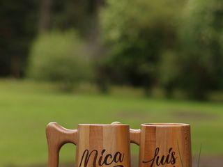 El casamiento de Mica y Luís 1