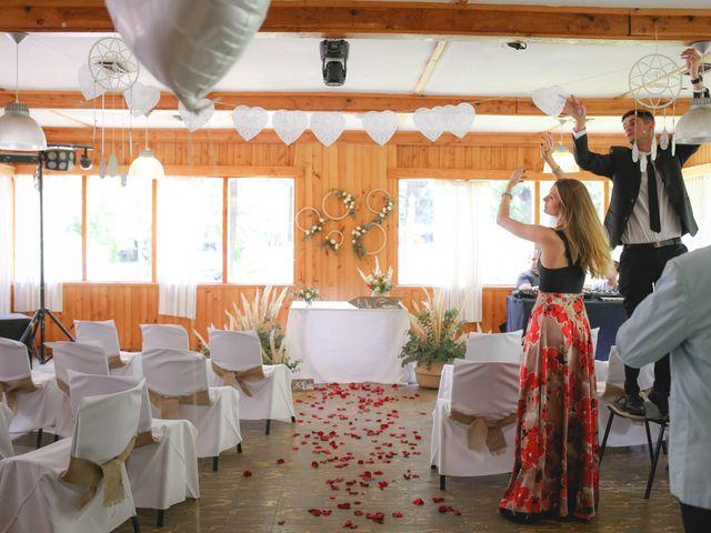 El casamiento de Luís y Mica en San Carlos de Bariloche, Río Negro 3