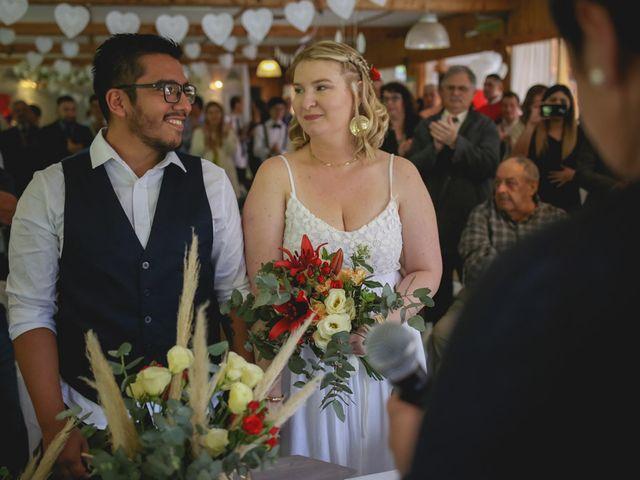 El casamiento de Luís y Mica en San Carlos de Bariloche, Río Negro 6