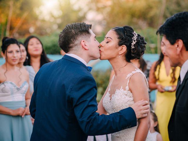 El casamiento de May y Ruben