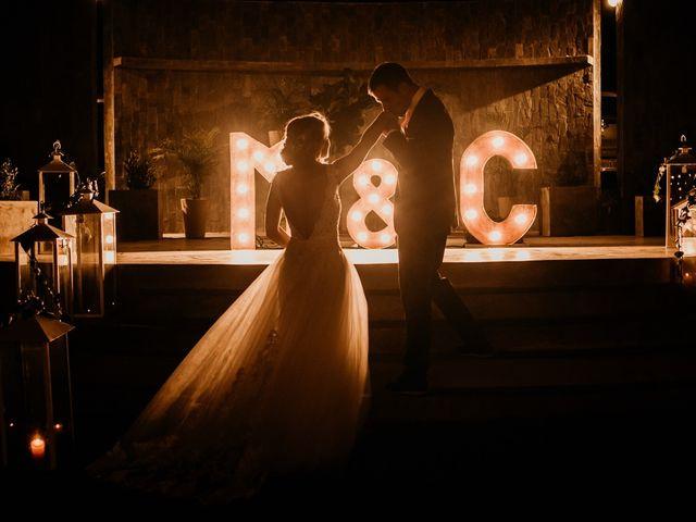 El casamiento de Coty y Marcos