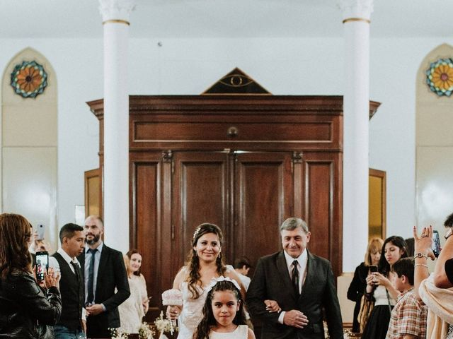 El casamiento de David y Ana en Monte Grande, Buenos Aires 16