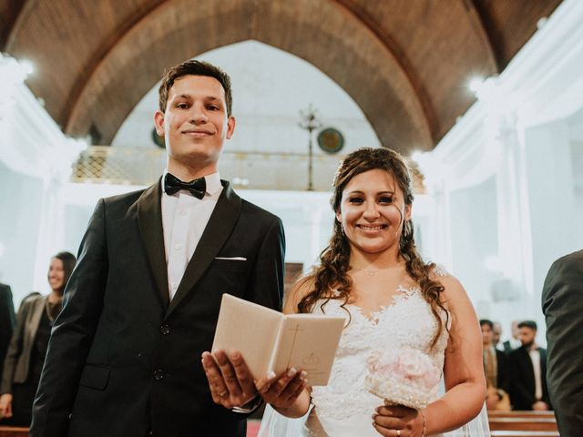 El casamiento de David y Ana en Monte Grande, Buenos Aires 25