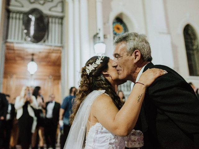 El casamiento de David y Ana en Monte Grande, Buenos Aires 26