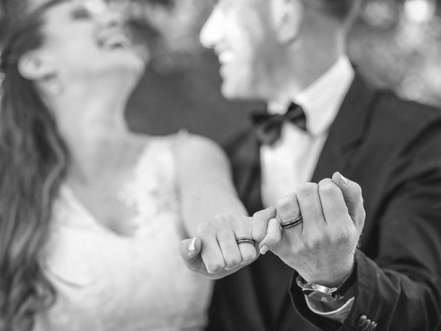 El casamiento de Sofi y Brai