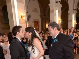 El casamiento de laura y pablo 2