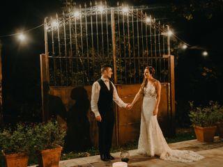 El casamiento de Cielo y Hugo