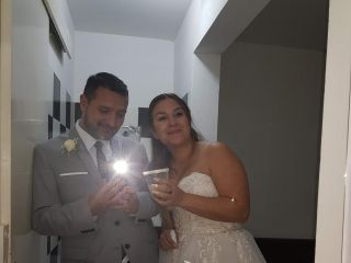 El casamiento de Nadia y Eduardo 2