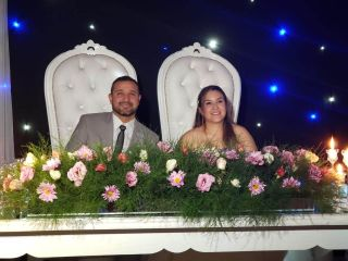 El casamiento de Nadia y Eduardo