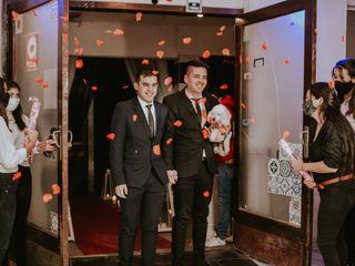 El casamiento de Fernando  y Carlos