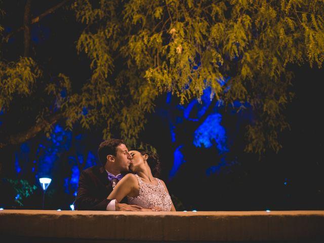 El casamiento de Gime y Euge