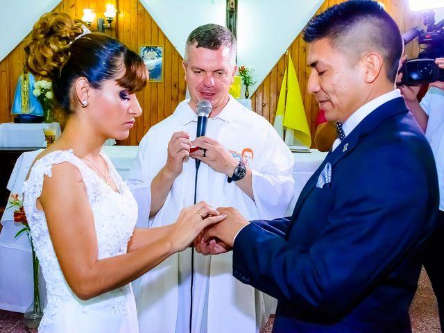 El casamiento de Daiana y Emanuel