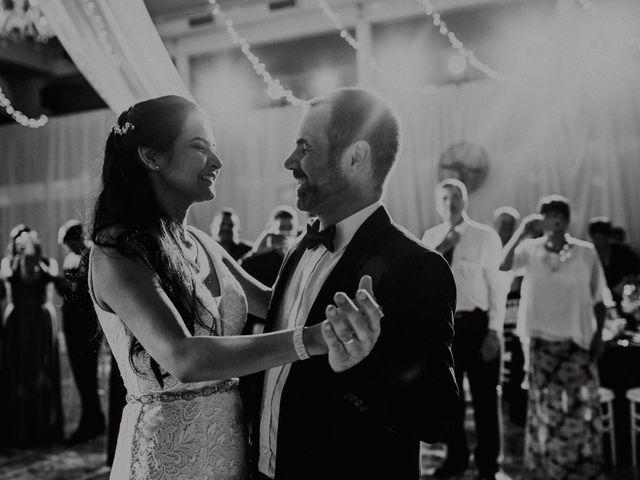 El casamiento de Diamela y Claudio