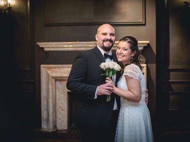 El casamiento de Lucre y Luisma