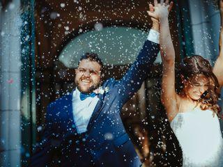 El casamiento de Estefi y Mauro 1