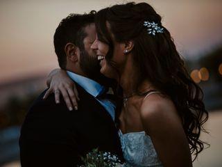El casamiento de Estefi y Mauro 3
