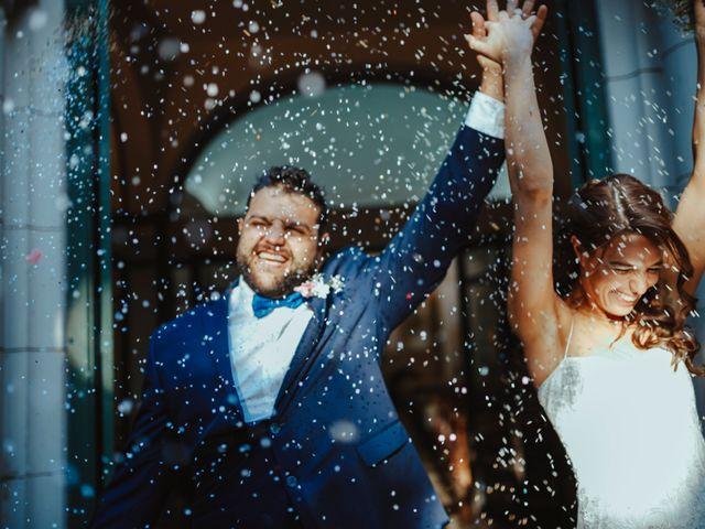 El casamiento de Estefi y Mauro