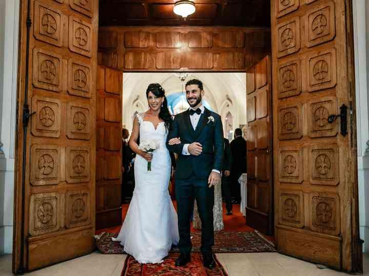 El casamiento de Loly y Manuk
