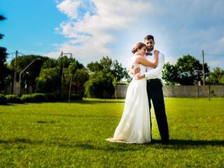 El casamiento de Pauli y Rodri