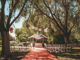 El casamiento de Rebeca y Sebastian 1