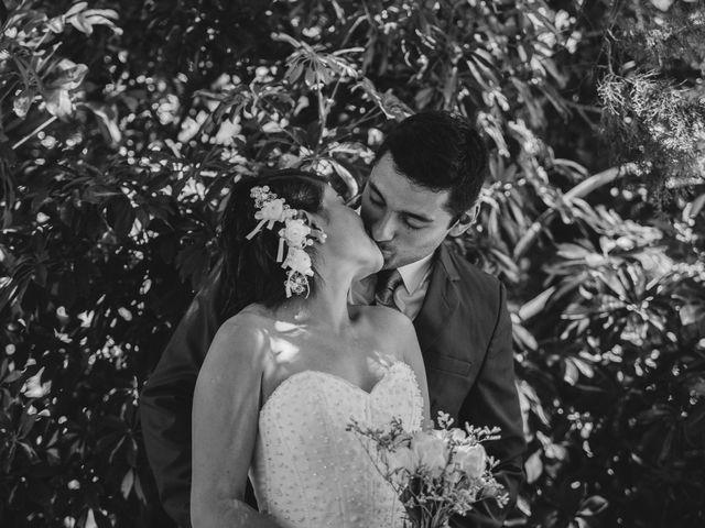 El casamiento de Rebeca y Sebastian