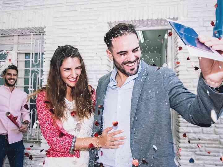 El casamiento de María Eugenia y Sebastián