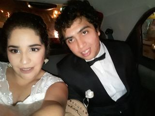 El casamiento de Pame y Braian