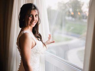 El casamiento de Agustina y Christian 3