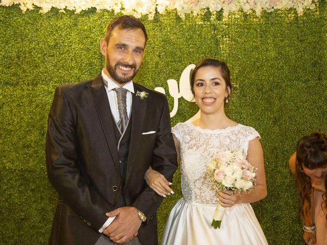 El casamiento de Jaquelina y Lucas