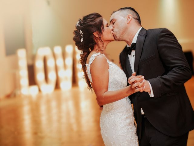 El casamiento de Cintia y Jonatan