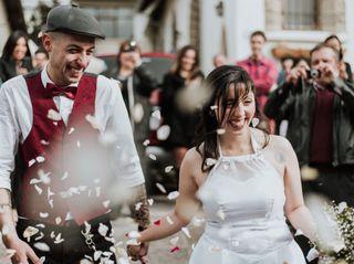 El casamiento de Vale y Ernesto