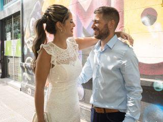 El casamiento de Barbara y Mariano 3