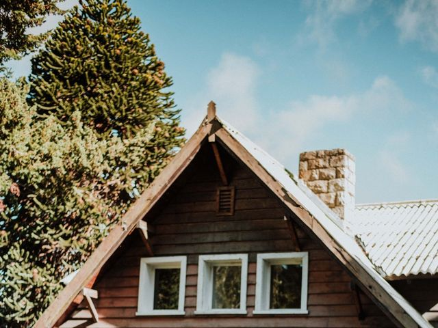 El casamiento de Ernesto y Vale en San Carlos de Bariloche, Río Negro 6
