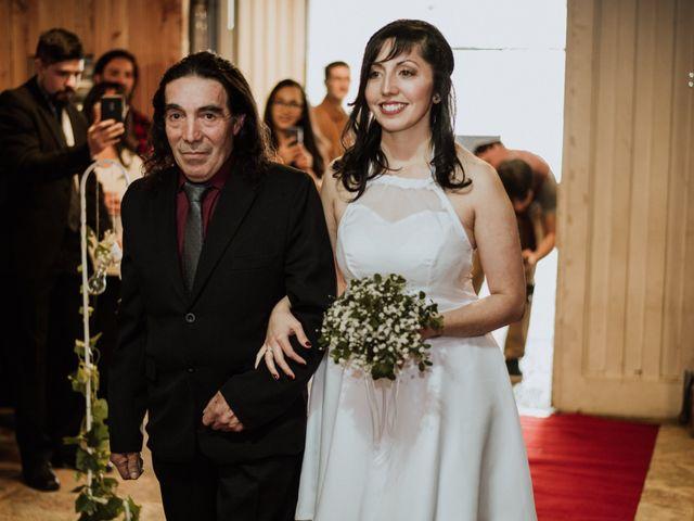 El casamiento de Ernesto y Vale en San Carlos de Bariloche, Río Negro 19