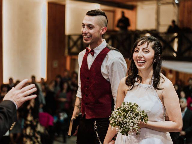 El casamiento de Ernesto y Vale en San Carlos de Bariloche, Río Negro 26