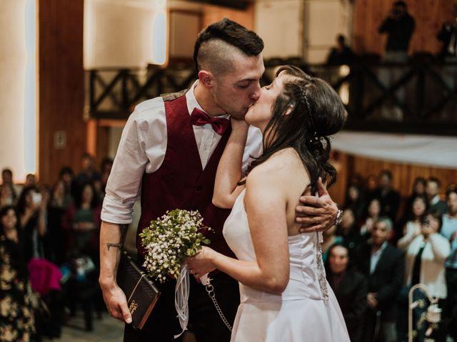 El casamiento de Ernesto y Vale en San Carlos de Bariloche, Río Negro 27