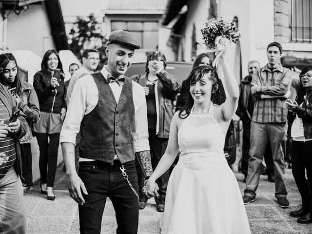 El casamiento de Ernesto y Vale en San Carlos de Bariloche, Río Negro 30